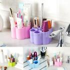 Cosmetic Organizer Makeup Case Lipstick Brush Holder Display Stand Storage Box