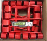10 x Claas Volto Grass Tedder Silage Hay Replacement Tine Box of 10 - 5259568151