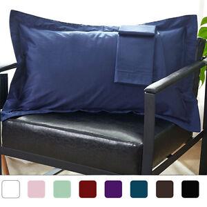 Pillow Shams Oxford Pillow Cases Pillowcase 300 TC Egyptian Cotton Set of 4