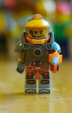 Lego Space Miner Minifigures Drill Spaceman Ray Gun City Town 71007 Series 12