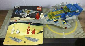 Vintage LEGO 928 Set Classic Space Galaxy Explorer 1979 & Bases *READ Canada BL