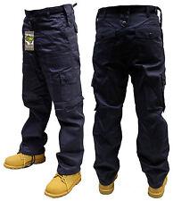 "ARMY CARGO CAMO COMBAT MILITARY TROUSERS/PANTS 30""-50"" WAIST 32"" & 30"" LEG"