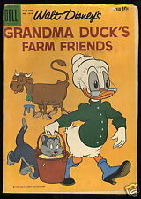 Dell Comics: Four Color #1010 - Grandma Duck's Farm