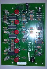 ESI Power Supply Monitor BD P/N: 101487 Rev.B  For ESI 9830 Laser Repair System