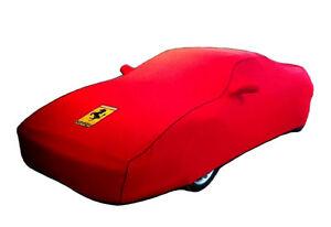 Ferrari Soft Indoor Cover (488 458 F430 360 F355 F40 348 599 F12 FF California)