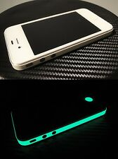 iPhone 4s Glow in the Dark  Edge Wrap Decal Skin Sticker