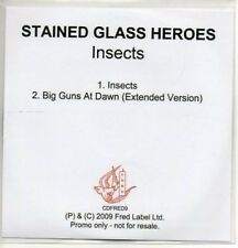 (AC521) Stained Glass Heroes, Insects - DJ CD