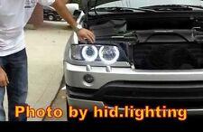 BMW Angel Eye Halo Light lamp Ring LED SMD kit White Headlight E53 X5 1999-2004