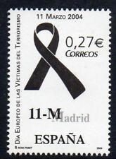 ESPAGNE 2004 neuf sans charnière SG4028 journée européenne des victimes du terrorisme