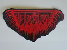TEITANBLOOD EMBROIDERED BACK PATCH