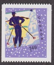 CANADA 2006 #2186i Christmas Cards - die cut