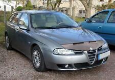 CAR HOOD BONNET BRA fit ALFA ROMEO 156 2003-2005  NOSE FRONT END MASK TUNING