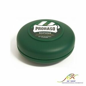 Proraso Green Shaving Soap In A Bowl 75ml +FREE TRACKED