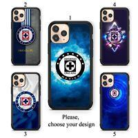 Football Cruz Azul case for iphone 11 12 XR Pro SE Max X XS 8 plus TPU cover SN