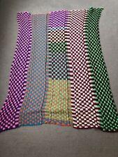 Vintage Crocheted Blanket Dated 1960s