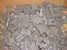 Lego 1 kg alt dunkelgrau dark gray Platten, Sonderteile Paket Sammlung