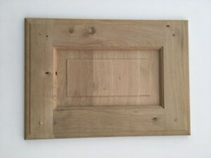 kitchen shaker style Oven Bridging HOB WALL Door 395mm X 570mm SOLID OAK YALE