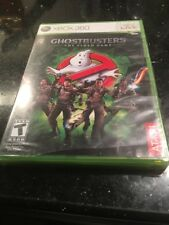 Ghostbusters: The Video Game (Xbox 360) Brand New Sealed Ripped On Bottom
