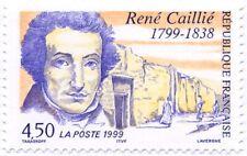 """timbre France neuf 1999 """"René Caillié (1799-1838)"""" y&t 3257"""