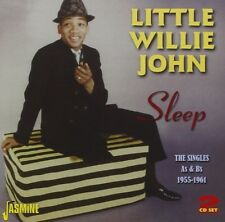 LITTLE WILLIE JOHN - SLEEP 2 CD NEUF