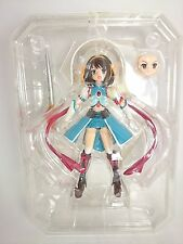 "The Melancholy of Haruhi Suzumiya 5"" Figma Authentic Max Factory Japan k#16416"