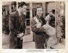 KATHARINE HEPBURN JAMES JIMMY STEWART Vintage THE PHILADELPHIA STORY MGM Photo