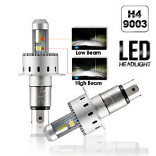 H4 9003 LED Headlight Conversion Kit 6000K HID White For Nissan Tiida / Versa