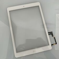 ORIGINAL iPad Air 1, iPad 5 Front Glass Digitiser Touch Screen Assembly - WHITE