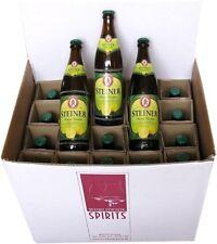 Bierpaket 20 Flaschen Steiner NaturRadler 0,5l naturtrübes Bier und Limo
