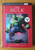 MARVEL'S MIGHTIEST HEROES # 5: THE HULK (Hardcover Graphic Novel) NEW