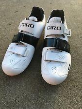 Giro Factor ACC in stunning Matt White / Black EU 46