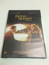 Before Sunset Dvd New Sealed Ethan Hawke Julie Delpy