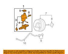 GM OEM-Brake Master Cylinder 25952633