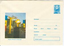 Romania Olympische Spiele Olympic Games 1972 Torchrelay unused stationery