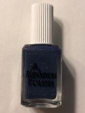 ELEVATION POLISH ILLULISSAT ICEFJORD BLUE FLAKE GLITTER NAIL LACQUER INDIE