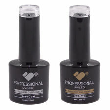 Top and Base Coat VB™ Line * UV-LED soak off gel nail polish