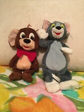 Vintage 1998 Tom And Jerry Plush Bundle