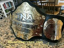 Wildcat TNA World Championship Official Replica on Real American Leather