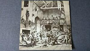 JETHRO TULL - MINSTREL IN THE GALLERY (1st press A-1U;B-1U) .     LP.