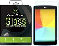 Dmax Armor® LG G Pad 7.0 / LG G Pad 7.0 LTE Tempered Glass Screen Protector