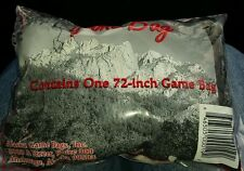 "Alaska 72"" Game Economy Bag Single Deer/Elk"