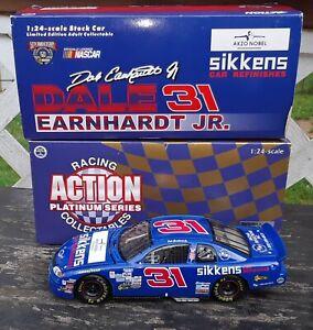 Dale Earnhardt Jr #31 Sikkens Car Refinishes 1997 Monte Carlo Action 1:24
