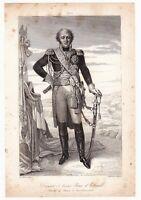 Louis Nicolas Davout Annoux Yonne Napoleon Bonaparte Premier Empire 1839