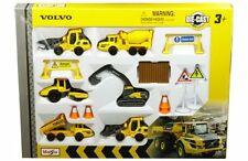 Maisto Fresh Metal Volvo Construction Set Toys Set Vehicles Accessories Diecast