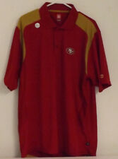 San Francisco 49ers. Golf Shirt. No Tags but Stickered. New. Mens L.