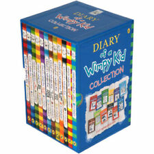 Diary of a Wimpy Kid 12 Best Books Collection Box Set Jeff Kinney