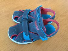 Timberland Kids Blue Sandals Size Uk 1 Eu 33