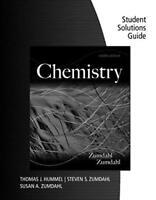 Student Solutions Manual for Zumdahl's Chemistry by Steven S. Zumdahl