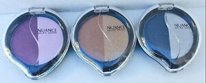 1 Nuance Salma Hayek Mineral Eyeshadow Duo- Choose Your Shade or mix it !!