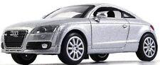 NEW19213I - Voiture coupé sportive AUDI TT couleur grise - -